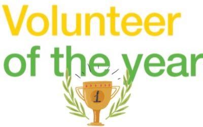 2017 Consumer Volunteer of the Year