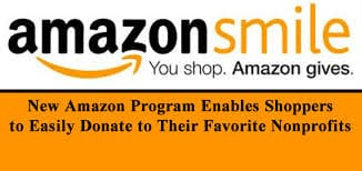 Shop Amazon Smile and Ability Counts gets a .50% Donation
